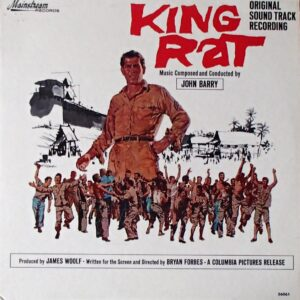 King Rat (Original Soundtrack Recording)