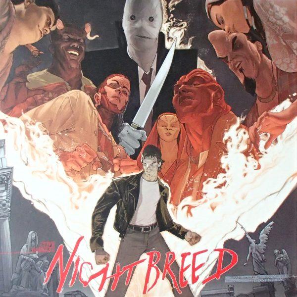 Clive Barker's Nightbreed original soundtrack