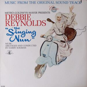 Debbie Reynolds ‎– The Singing Nun