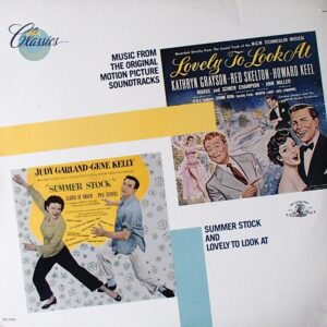 Summer Stock / Lovely To Look At - original soundtrack
