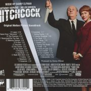 Hitchcock [Original Motion Picture Soundtrack] back