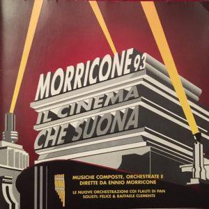 Morricone 93 Il Cinema Che Suona