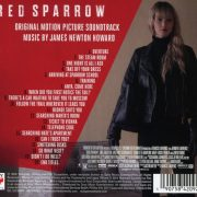 Red Sparrow (Original Motion Picture Soundtrack) back