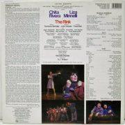 The Rink (Original Broadway Cast) back