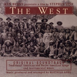 The West: Original Soundtrack (Sony Sk 62727)