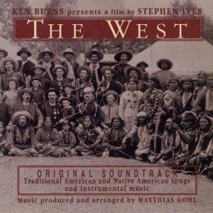 The West: Original Soundtrack (Sony Sk 62727)
