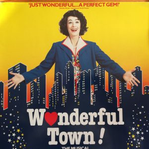 Wonderful Town! The Musical- Original London Cast Album