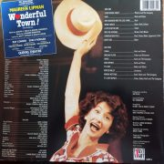 Wonderful Town! The Musical- Original London Cast Album back