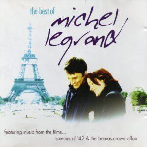 the Best of Michel Legrand CD
