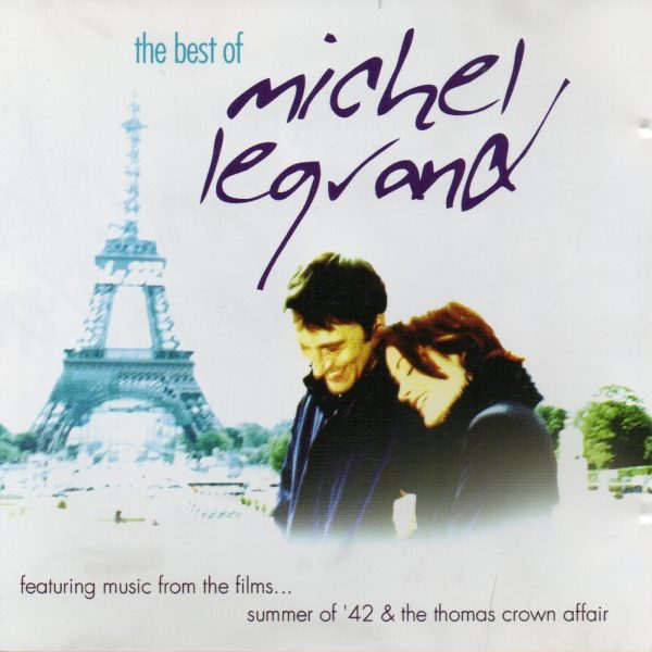 the Best of Michel Legrand CD