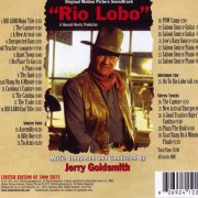 """Rio Lobo"" (Original Motion Picture Soundtrack) back"