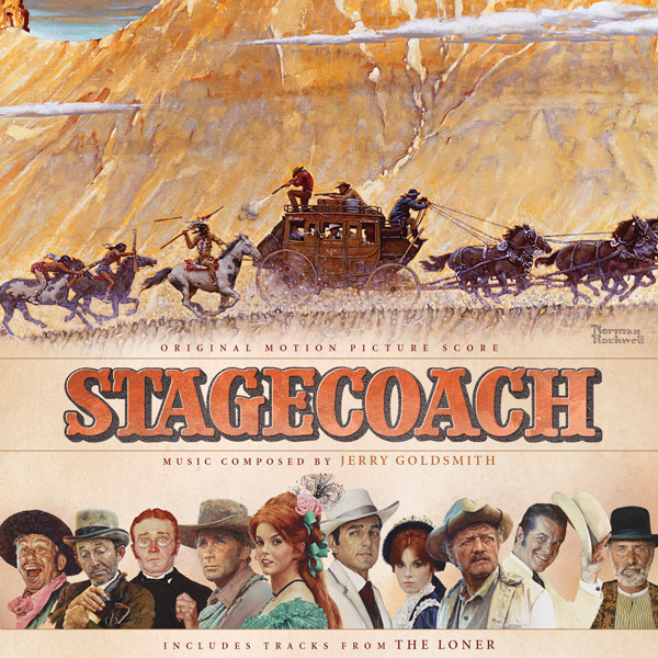 Stagecoach / The Loner (Original Motion Picture Score)
