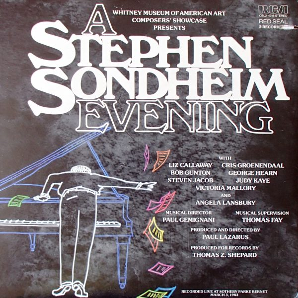 A Stephen Sondheim Evening