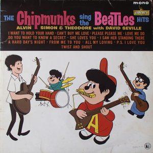 Chipmunks Sing The BeatlesChipmunks Sing The Beatles