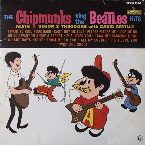 Chipmunks Sing The BeatlesChipmunks Sing The Beatles