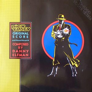 dick tracy score LP
