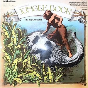 jungle book rozsa