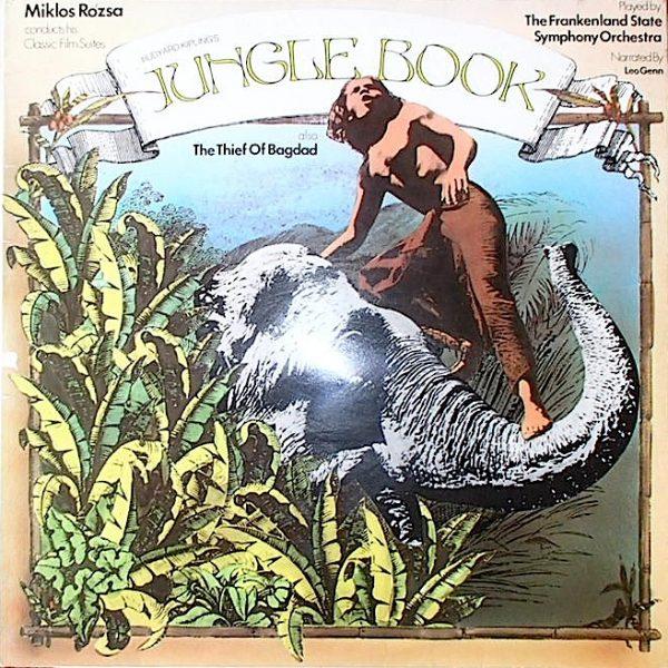 jungle book rozsa