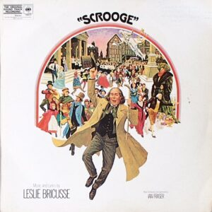 scrooge bricusse