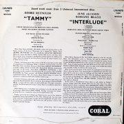 tammy interlude back