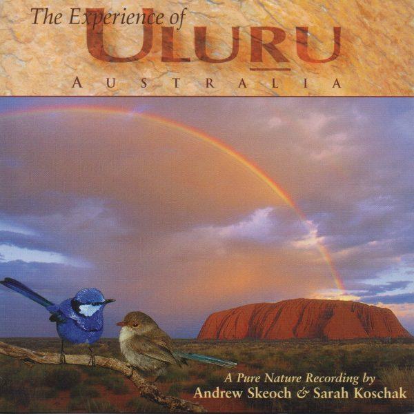 Experience of Uluru - a nature recording