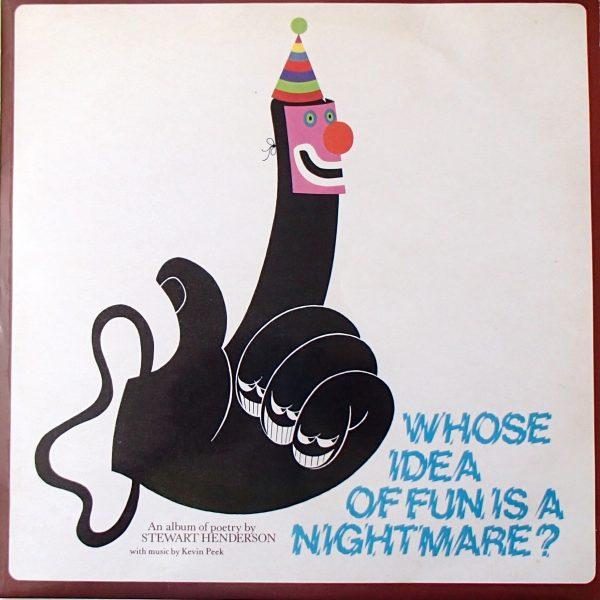 whose idea of fun is a nightmare