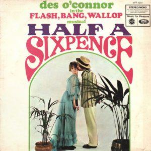 Des O'Connor – Half A Sixpence