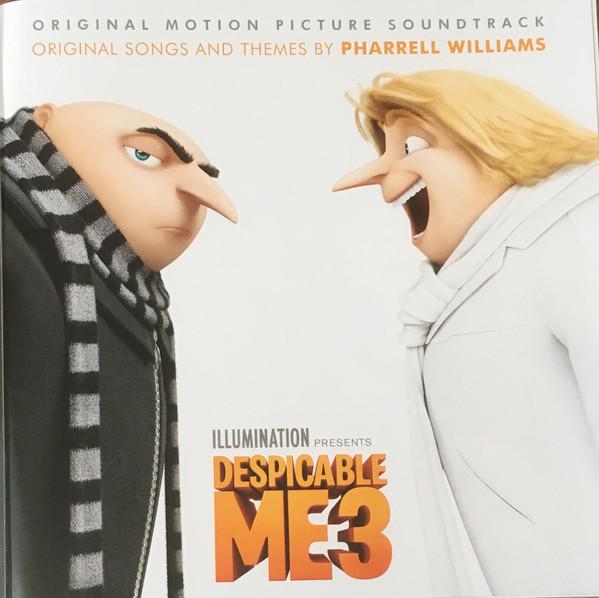 Despicable Me 3: Original Motion Picture Soundtrack