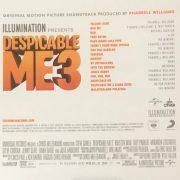 Despicable Me 3- Original Motion Picture Soundtrack back