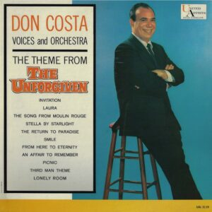 Don Costa Voices And Orchestra ‎– The Theme From The Unforgiven
