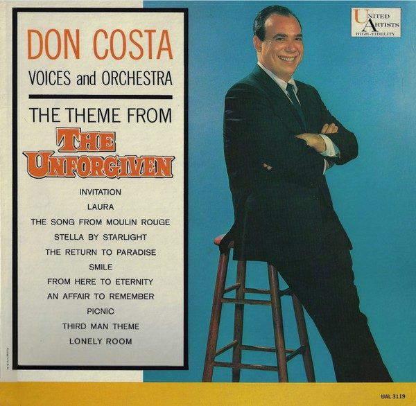 Don Costa Voices And Orchestra – The Theme From The Unforgiven