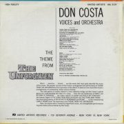 Don Costa Voices And Orchestra* – The Theme From The Unforgiven back