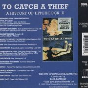 To Catch A Thief (A History Of Hitchcock II) back