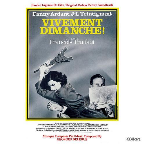 Vivement Dimanche! (Bande Originale Du Film)
