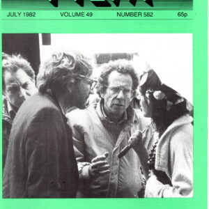 Monthly Film Bulletin Vol.49 No.582 July 1982