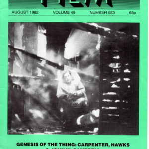Monthly Film Bulletin Vol.49 No.583 August 1982