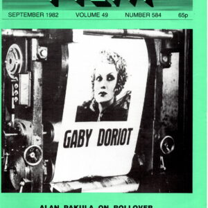 Monthly Film Bulletin Vol.49 No.584 September 1982