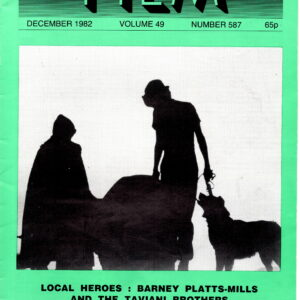 Monthly Film Bulletin Vol.49 No.586 November 1982