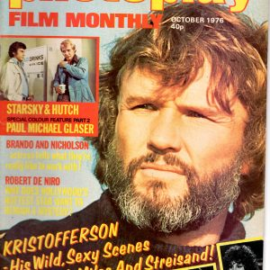 Photoplay Film Monthly : October 1976