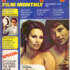 Photoplay Film Monthly : November 1976