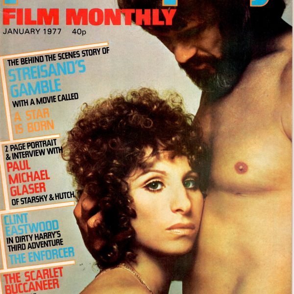 Photoplay Film Monthly : January 1977