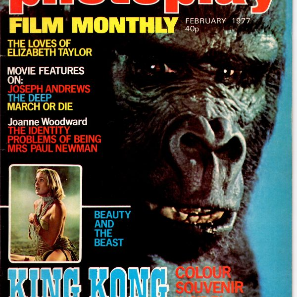 Photoplay Film Monthly : February 1977 Photoplay Film Monthly : February 1977