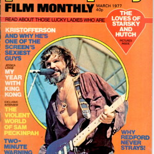 Photoplay Film Monthly : March 1977