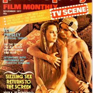 Photoplay Film Monthly : November 1977