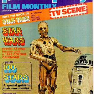 Photoplay Film Monthly : January 1978