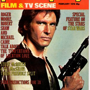 Photoplay Film & TV Scene : February 1978