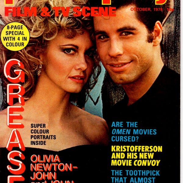 Photoplay Film & TV Scene : October 1978Photoplay Film & TV Scene : October 1978