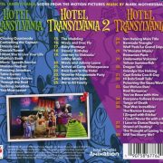 Hotel Transylvania- Score from the Motion Pictures back