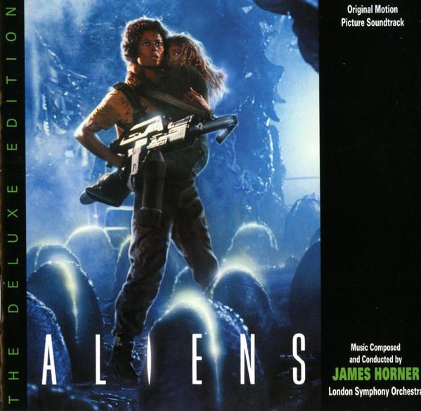 Aliens (Original Motion Picture Soundtrack) deluxe