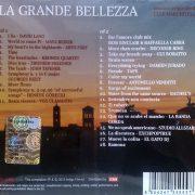 La Grande Bellezza (Colonna Sonora Originale) back